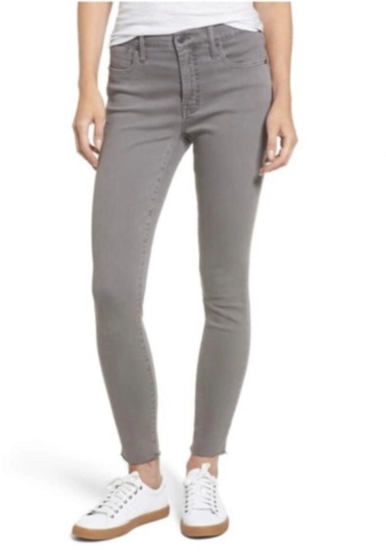 Buy: Light Grey Skinny Jeans Size 32