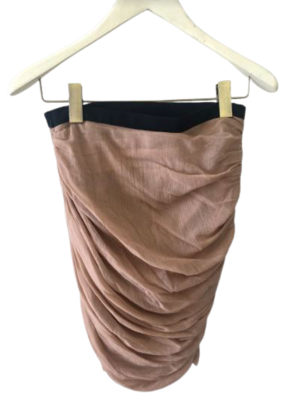 Buy: Skin color skirt Size 8