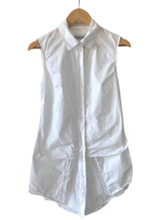 Buy: White shirt dress Size 6