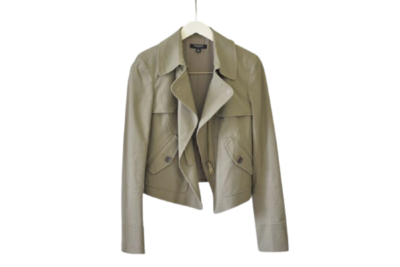 Buy: Green jacket Size 6