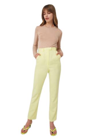 Buy: Brighten pants-lemon Size 8