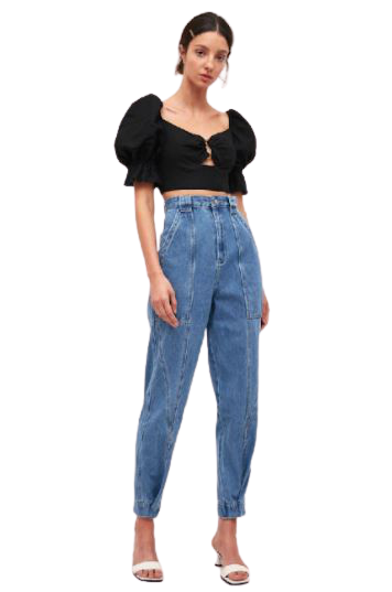 Buy: Peripheral high waist jeans Size 8