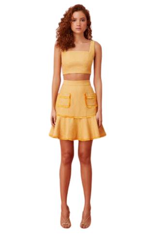 Buy: Nonstop top-marigold BNWT Size 8