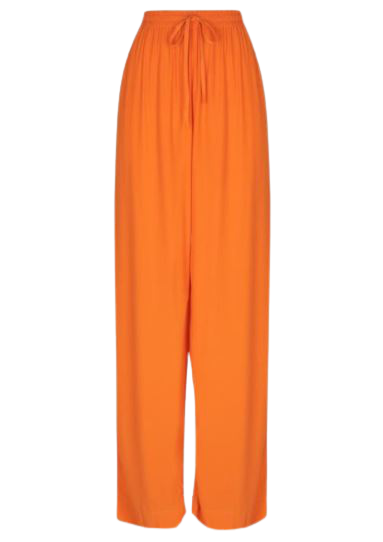 Buy: Drawstring orange unapologetic pants BNWT Size 8
