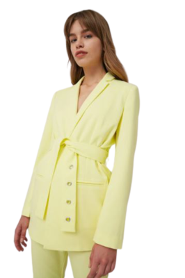 Buy: Brighten Blazer-Lemon BNWT Size 8