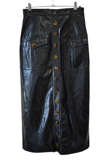 Buy: Midi Vegan Skirt BNWT Size 8
