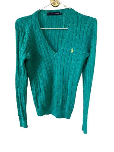 Buy: V-neck knit jumper Size 10