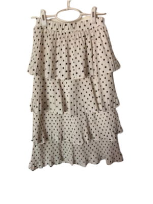 Buy: Tiered midi skirt Size 8