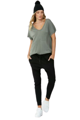 Buy: D-Luxe Twill Drop Crotch Pant Size 26