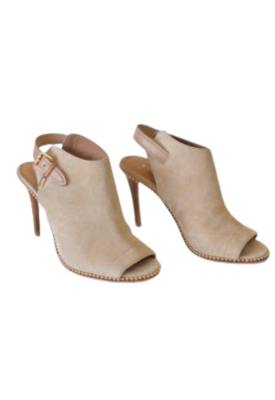 Buy: Suede shoe-boots Size 5-5.5