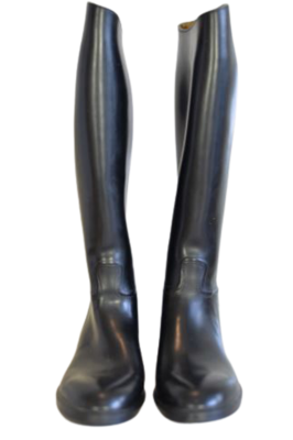 Buy: High-quality rubber boots Size 8.5