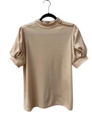 Rent: Sweet Ivory wool top Size 10