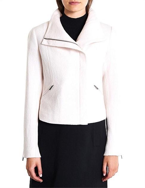 Buy: Merino wool jacket BNWT Size 6