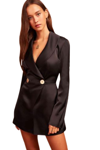 Buy: Silk Double breasted Playsuit BNWT Size 6