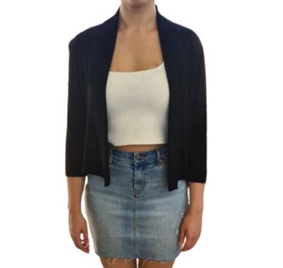 Buy: Black cardigan Size 8