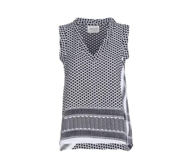 Buy: V-neck blouse Size 10