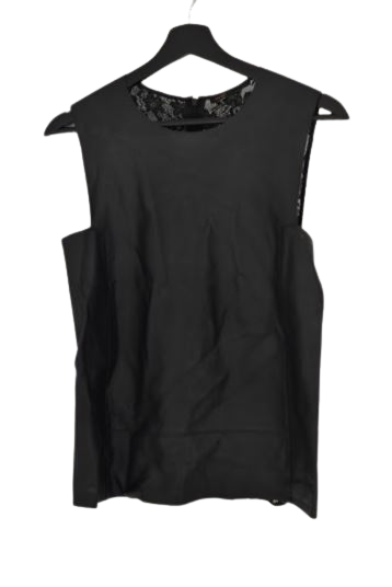 Buy: Leather and Lace Vest Size 2