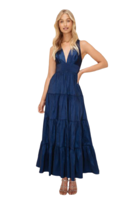 Rent: Galleria Maxi Dress Size 8