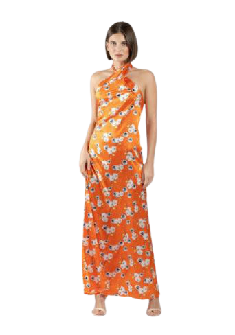 Buy: Swan Maxi Dress Size 8