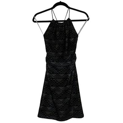 Buy: Lace Mini Dress Black Size 12