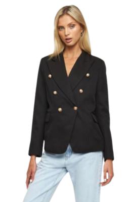 Buy: Palermo Jacket - Black Size 14