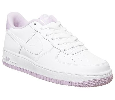 Buy: Air Force 1 GS 'White Iced Lila Size 33.5