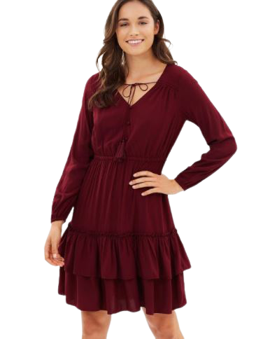 Buy: Kristin Dobby Dress BNWT Size 8