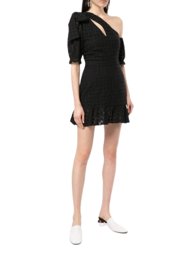 Buy: Sookie Asymmetric Black Dress Size 10