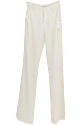 Buy: Betsy Tailored Pants in ivory BNWT Size 8