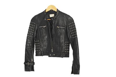 Buy: Leather Jacket Size 8