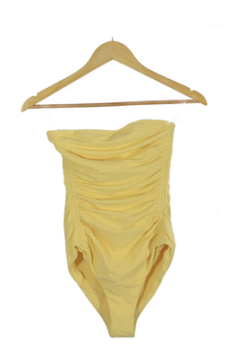 Buy: Ruched one piece swimsuit