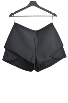 Buy: Black Coded Lace Short BNWT Size 12