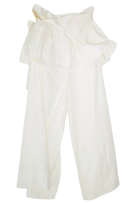 Buy: Short and Sweet White Culottes BNWT Size 10