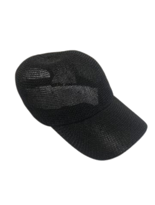 Buy: Loosely woven black hat BNWT