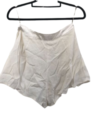 Buy: Floral white shorts Size 8