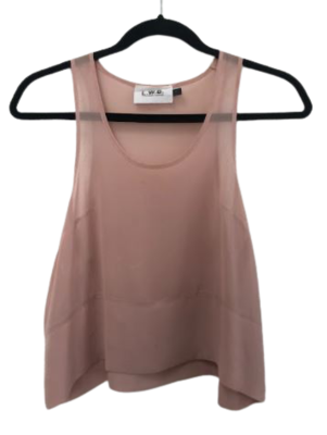 Buy: Dusty pink singlet top Size 6