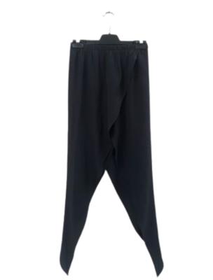 "Buy: ""Silk Tales"" Navy Blue cross over skirt Size 6"