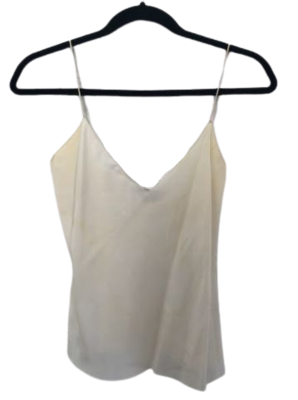 Buy: Cream cami top Size 6