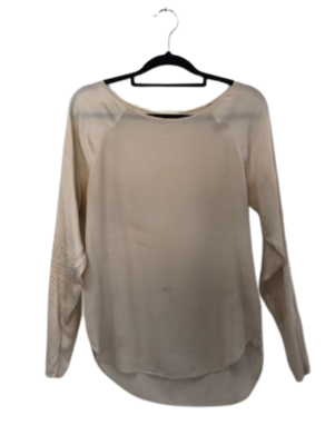 Buy: Cream long sleeve top Size 6