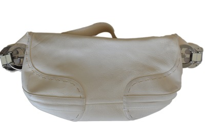 Buy: Cream Shoulder Bag