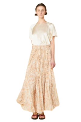 Buy: Maxi Silk skirt BNWT Size 14