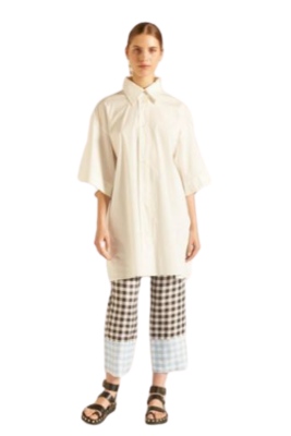 Buy: Crisp white shirt/tunic BNWT Size 14