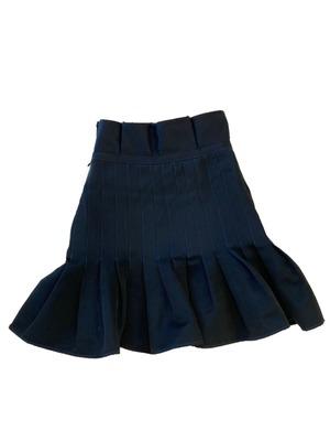 Buy: Black Pleated Skirt Size 6