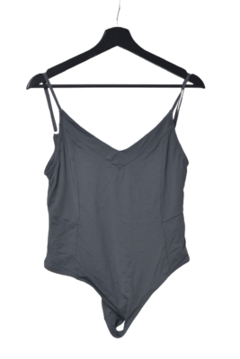 Buy: V style one piece charcoal Size 14