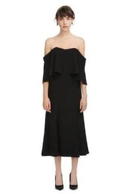 Buy: Sage dress in French Navy Size 14