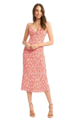 Buy: Iris tie front Midi dress Size 6