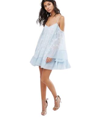 Buy: Morning haze dress Size 8-10