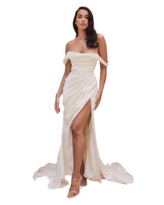 Buy: Delphine Gown Size 14