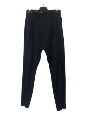 Buy: Pinstripe pants with raw edge detail Size 4
