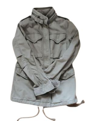 Buy: Cargo Utility Army Jacket Size 6